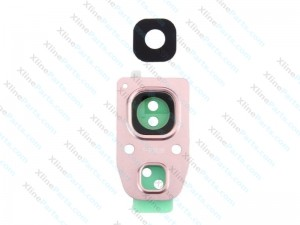 Camera Cover Lens Samsung Galaxy A5 (2017) A520 pink