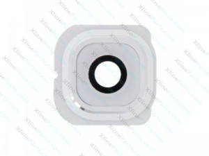 Camera Cover Lens Samsung Galaxy S6 Edge G925 white