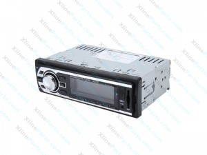 Car MP3 Player with Remote Control 8027BT Support FM, BT, USB, SD, MMC
