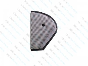 Car Safetly Belt Adjuster for Children 24cm X 16.5cm grey