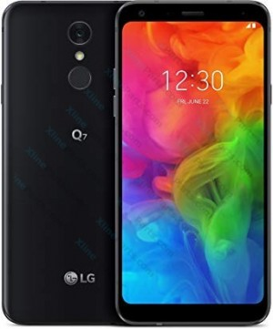Mobile Phone LG Q7 Dual 32GB black