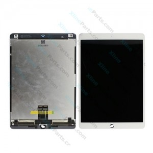 LCD with Touch Apple iPad Pro 10.5 (2017) white OCG