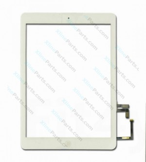 Touch Panel Apple iPad 5 Air Complete white
