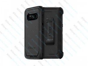 Complete Case Defender Samsung Galaxy S8 Plus Hard Case black
