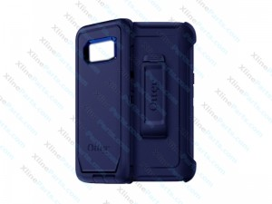 Complete Case Defender Samsung Galaxy S8 Plus Hard Case blue