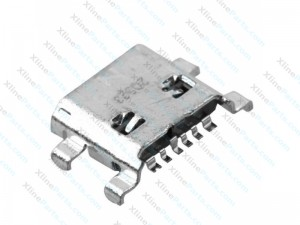 Connector  Charger  Samsung 6 legs