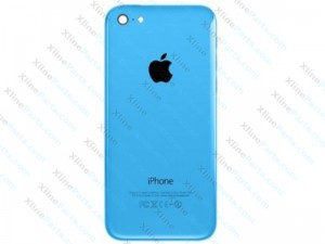 Back Battery Cover Apple iPhone 5C blue
