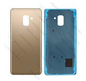 Back Battery Cover Samsung Galaxy A8 Plus (2018) A730 gold