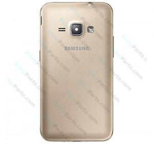 Back Battery and Middle Cover Samsung Galaxy J1 (2016) J120 gold Complete