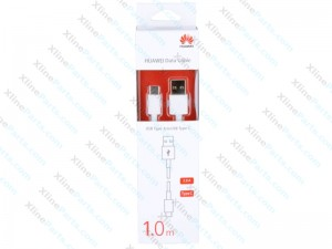 Data Cable USB Type C Huawei 1M white
