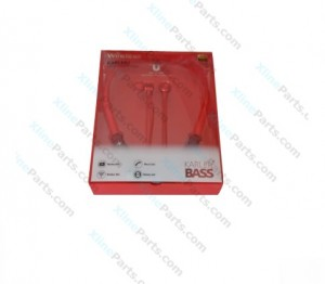 Bluetooth Headset Karler 102 red