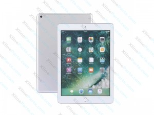Dummy Apple iPad 9.7 Inch (2017) silver & white