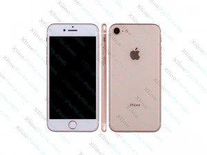 Dummy Mobile Phone Apple iPhone 8 gold