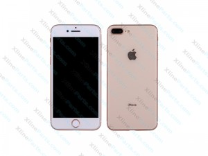 Dummy Mobile Phone Apple iPhone 8 Plus gold