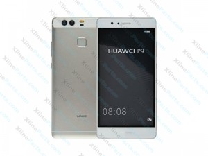 Dummy Mobile Phone Huawei P9 grey