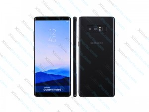 Dummy Mobile Phone Samsung Galaxy Note 8 N950 black