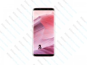 Dummy Mobile Phone Samsung Galaxy S8 G950 pink