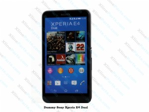 Dummy Mobile Phone Sony Xperia E4 Dual black
