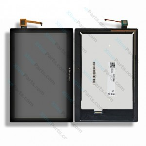 LCD with Touch Lenovo Tab 3 10 black OCG