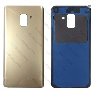 Back Battery Cover Samsung Galaxy A8 (2018) A530 gold