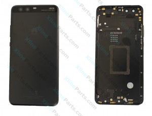 Back Battery Cover Huawei P10 Plus black