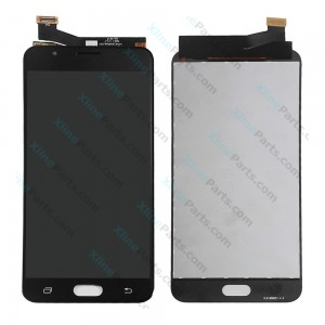 LCD with Touch Samsung Galaxy J7 Prime (2016) G610 black OCG