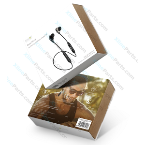 Bluetooth Headset Baseus S10 Dual Moving-Coil black (Original)
