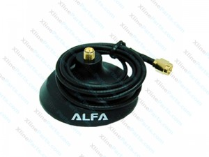 Extension Cable Alfa Antenna