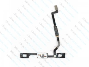 Flex Cable Home Button Touch Sensor Keypad Samsung Galaxy Note 3 NEO