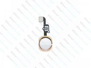 Flex Home Button Complete Apple iPhone 6S & 6S Plus gold
