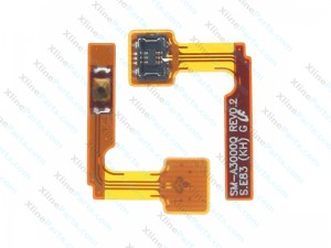 Flex Home Button with Charging Port and Audio Jack Samsung Galaxy A3 A300