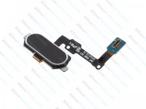 Flex Home Button Samsung Galaxy J7 Prime G610 black
