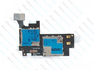 Flex Sim and Memory Card Reader Samsung Galaxy Note 2 N7100