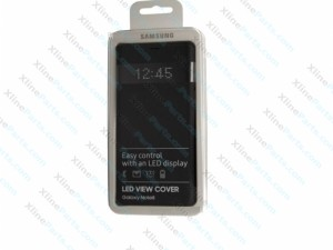 Flip Case Samsung Galaxy Note 8 N950 LED View Cover black (Original)