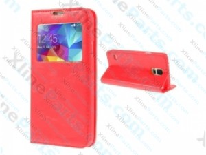 Flip Case Samsung Galaxy J5 J500 Red