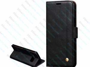 Flip Case Crazy Horse Texture Leather Samsung Galaxy Note 8 N950 black