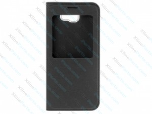 Flip Case Leather Samsung Galaxy J5 (2017) J530 black