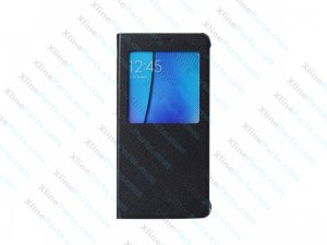 Flip Case Leather Samsung Galaxy Note 5 N920 black