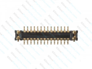 FPC Connector LCD Apple iPhone 5C