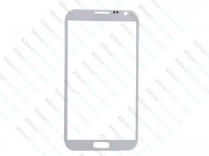 Glass Samsung Galaxy Note 2 N7100 white