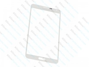 Glass Samsung Galaxy Note 3 N9005 white