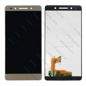 LCD with Touch Honor 7 gold OCG