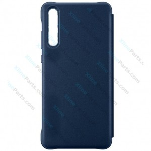 Flip Case Smart View Huawei P20 Pro deep blue (Original)
