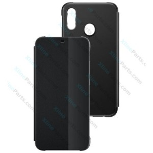 Flip Case Smart View Huawei P20 Lite black (Original)