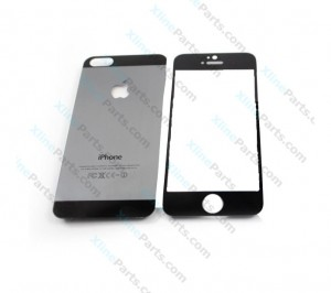 Back Battery Cover Apple iPhone 5S black