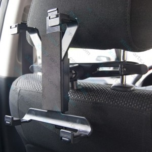Universal Car Holder 7-10 Inch Tablet black