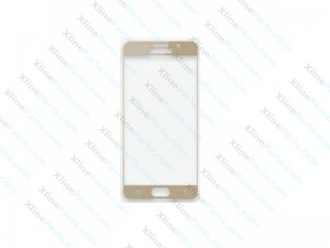 Glass Samsung Galaxy A5 (2016) gold