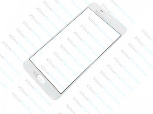 Glass Samsung Galaxy A5 (2016) white