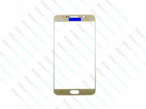 Glass Samsung Galaxy J5 gold