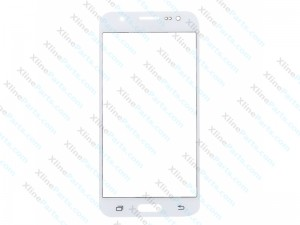 Glass Samsung Galaxy J5 white